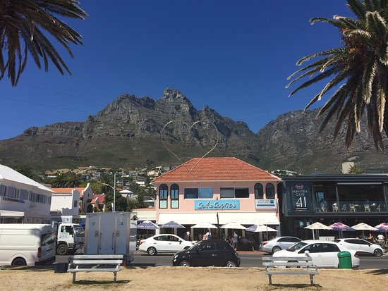 Camps Bay, Afrika Selatan: photo1.jpg