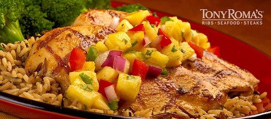 Tony Roma's Costa Rica: Mojo Chicken
