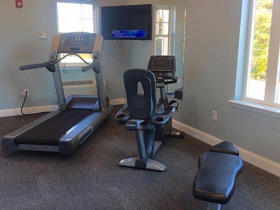 Mebane, NC: Workout Room