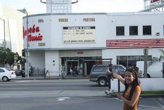 Photo of Tourist Attraction Amoeba Music at 6400 W Sunset Blvd, Los Angeles, CA 90028, United States