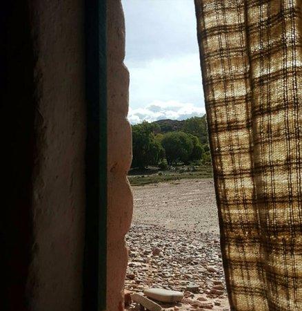 Posada El Sol: habitación doble con baño compartido