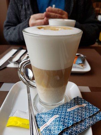 Brasserie Agrea : Latte Macchiato