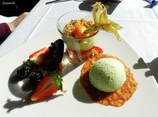 Wendake, Canada: trilogie de desserts