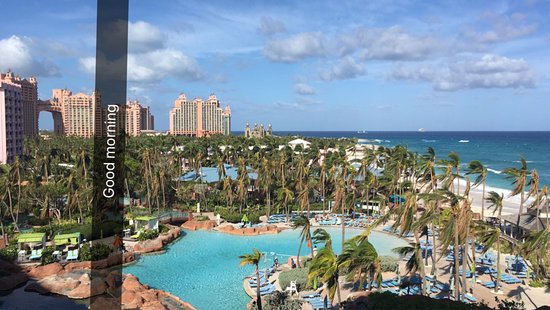Atlantis Bahamas Beach Tower The Best Beaches In World