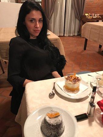 Piozzano, Italia: Eccellente!! Grande accoglienza e soprattutto cibo delizioso..non possiamo che dire grazie grazi
