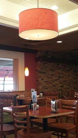 Blaine, MN: Dining area
