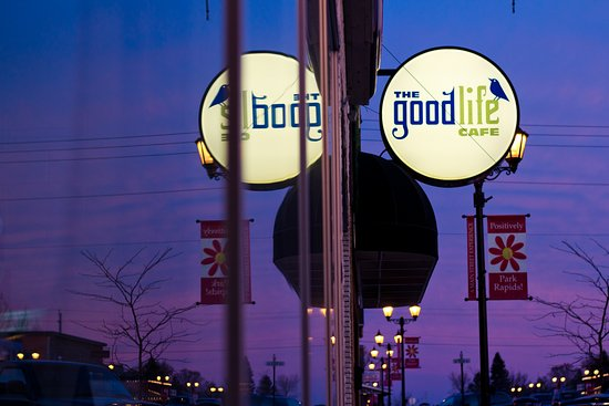 Park Rapids, MN: The Good Life Cafe