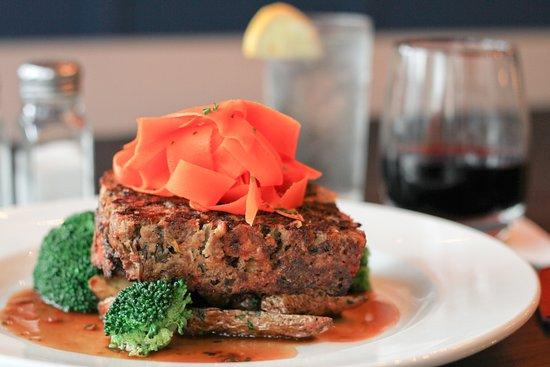The Good Life Cafe: Wild Bison Meatloaf