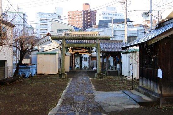 Ushigome Yanagimachi Tenso Shrine