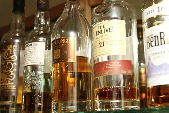 The Hightae Inn: Scotch Scotch Scotch