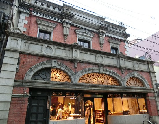 Old Yabetoku Clock Shop