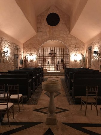 Casa de Campo Resort & Villas : An old church