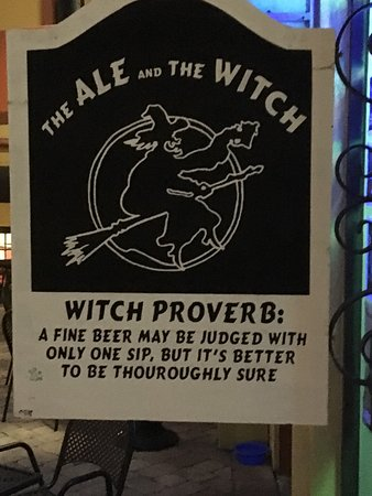 The Ale and the Witch: photo0.jpg