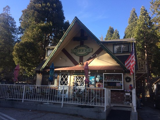 Crestline, CA: Paradise Mountain Coffee