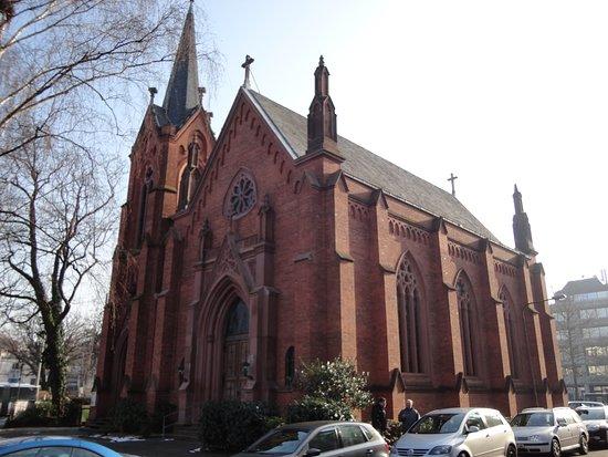 Anglikanische Kirche St. Augustine of Canterbury