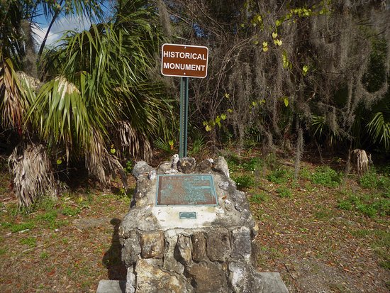 Fort Armstrong Historic Monument