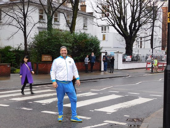 Abbey Road: Infaltable en tu visita a Londres