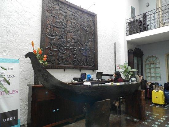 聖米格爾阿連德門戶飯店照片
