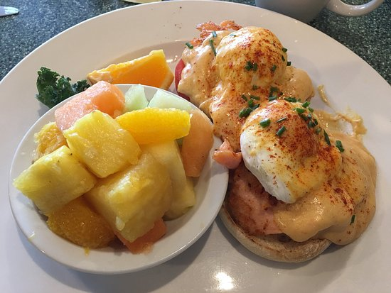 Egg River Cafe: photo0.jpg