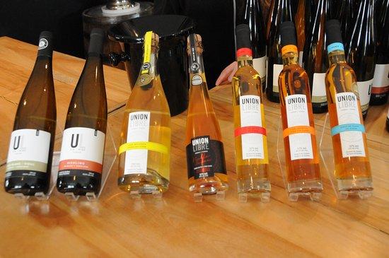 "Dunham, Kanada: wines & ciders ""Fire Cider"""
