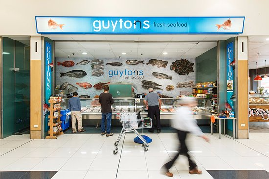 Richmond, Neuseeland: Visit Guytons for fresh seafood.