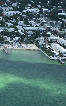 Southernmost Beach Resort Aerial View Of And Hotel