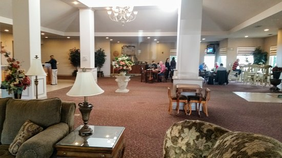 Le Ritz Hotel & Suites : Hotel lobby