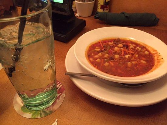 Kingston, Nowy Jork: sopa deliciosa