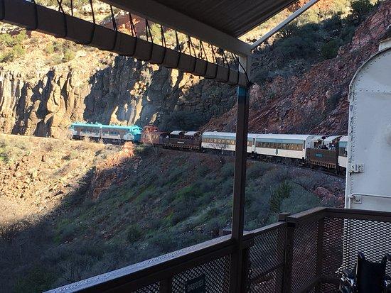 Verde Canyon Railroad照片