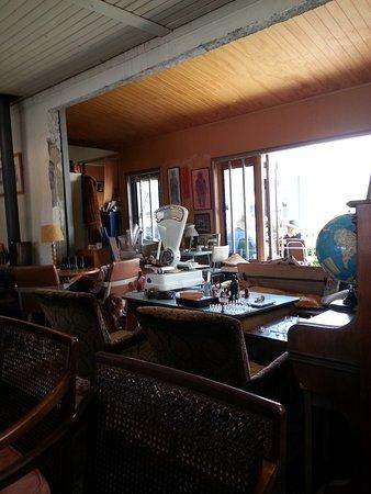 Methven, Nueva Zelanda: Old decorations and furnishings.