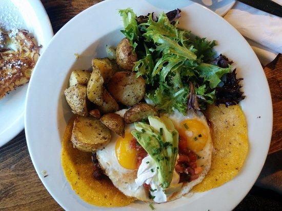 Lenox, ماساتشوستس: Huevos Rancheros