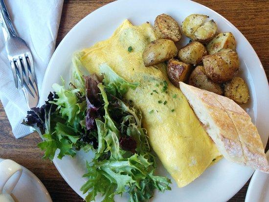 Lenox, ماساتشوستس: Omelette