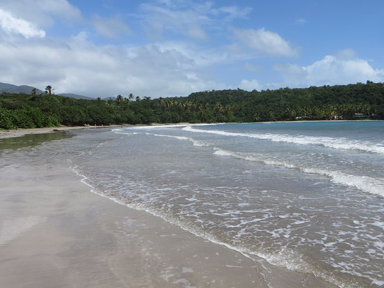 Saint David Parish, Grenada: Lasagesse beach - best on the island