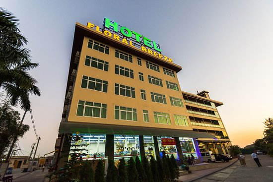 The Floral Breeze Hotel Yangon