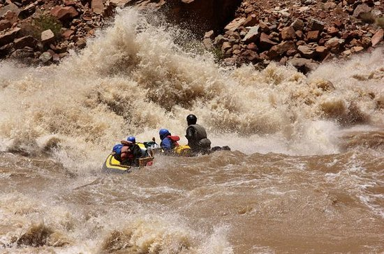 Cataract Canyon Rafting Adventure...