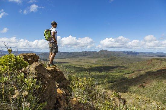 Randonnée pédestre en Nouvelle-Calédonie