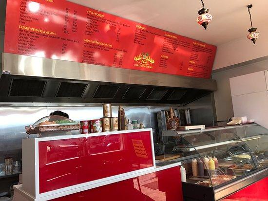 Interior Picture Of Aga Turkish Cuisine Warkworth TripAdvisor - Cuisine aga