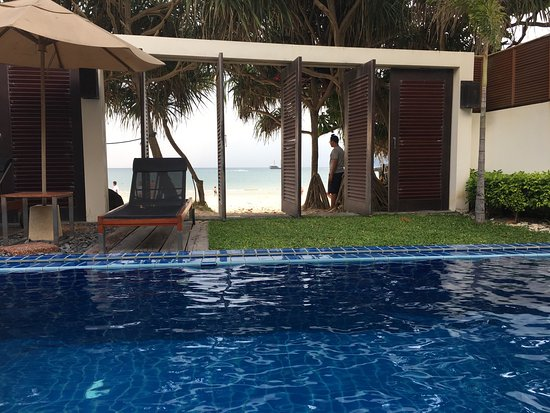 La Flora Resort Patong: We were not happy with the hotel for various reasons.