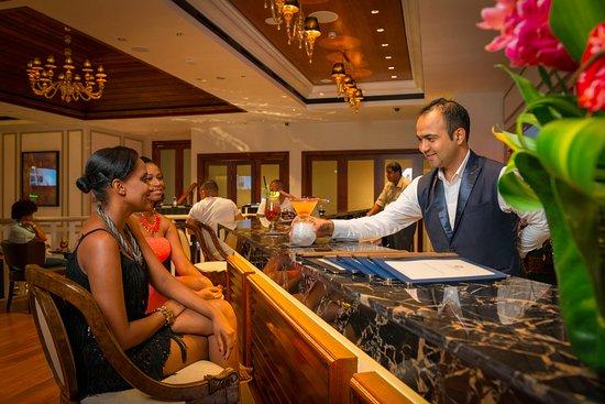 Baie Lazare, Ilhas Seychelles: Club Liberté Casino, not just a casino