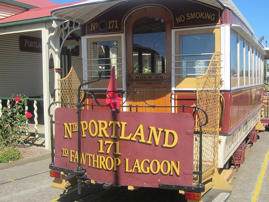 Portland Cable Trams Photo