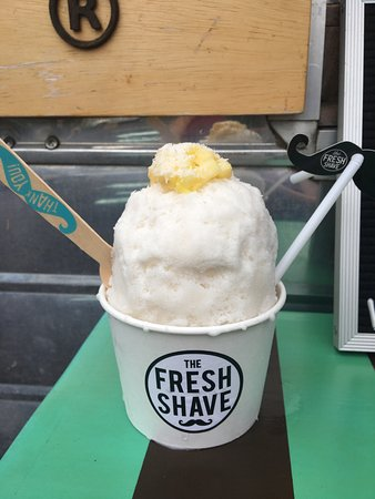 Lawai, HI: coconut and pineapple