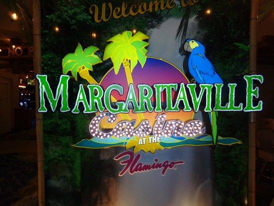 Margaritaville: sign
