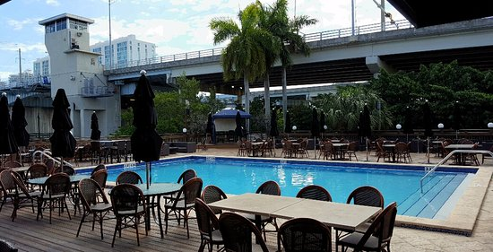Pool Area Picture Of Duffy S Sports Grill North Miami Beach