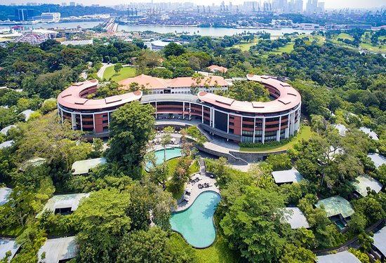 Capella Singapore Foto