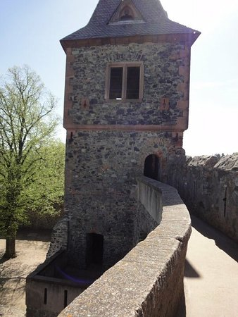Burg Frankenstein: Frankenstein Castle