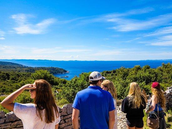Rogac, Croatia: Beautiful views
