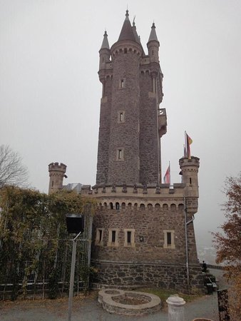 Dillenburg, Germany: Wilhelmsturm