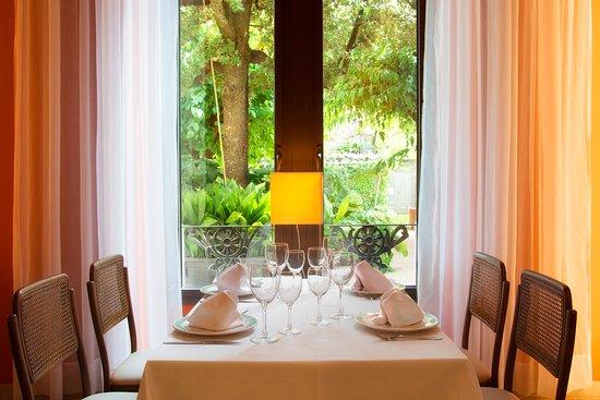 Lunch on the terrace traveller reviews restaurante for Restaurant jardin 92