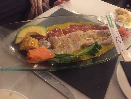 The best meal we had in Madrid