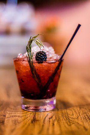 Chalk Valley Farm & Kitchen: cocktail